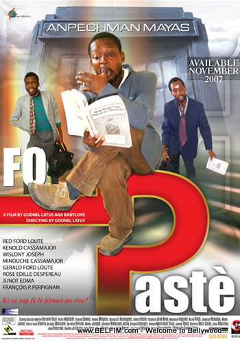 Fo Paste Official Movie Poster