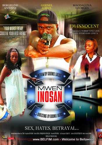 Mwen Inosan Official Movie Poster