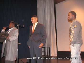 Yon Sel Nwit Movie, Spring Valley Premiere