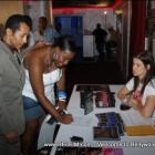 Cheche Lavi DVD Signing