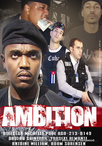 Ambition Official Movie Poster