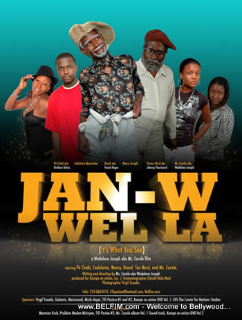 Jan-w Wel La Movie Poster