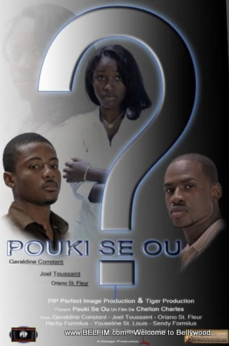 Pouki Se Ou Official Movie Poster