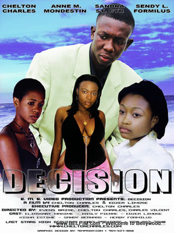 Decision Official Movie Poster