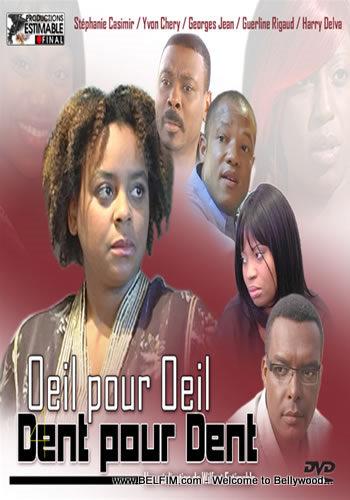 Oeil Pour Oeil Dent Pour Dent Poster