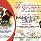 Forgiveness Movie Grand Premiere Flyer