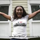 Fabienne Colas Supports Barack Obama