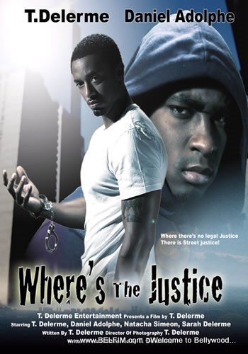 Where's the Justice official movie poster
