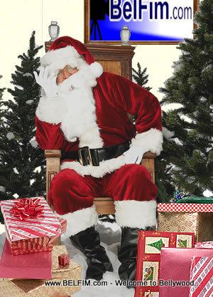Santa Claus in Belfim