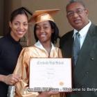 Actress High School Graduation