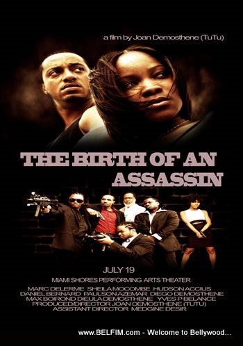Birth of An Assasin Poster 2