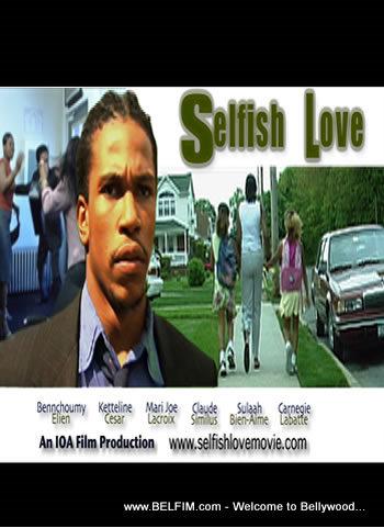 Selfish Love movie poster