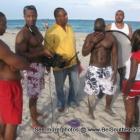 Dyab Baba Movie, Beach Scene