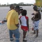 Dyab Baba Movie, Beach Scene