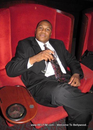 Le Prix A Payer Movie Premiere Photo