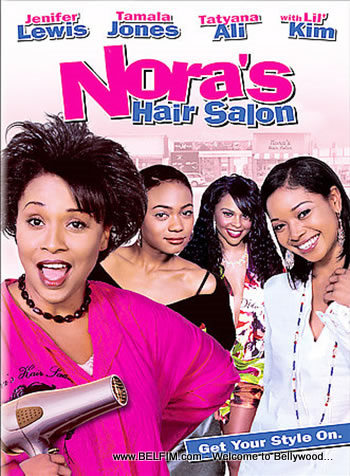 Nora 39 s hair salon poster haiti movie database belfim for Nora s hair salon 2