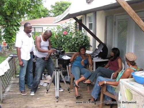 behind the scenes movie photo