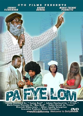 Pa Fye Lom Movie poster