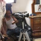 behind scenes movie photo