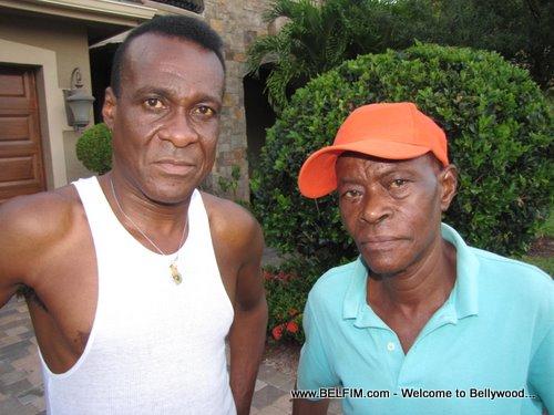 PHOTO: Papa Pye and Gracie, Dyab Baba Movie Photo