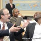 US Rep. Engel With Jimmy Jean-Louis