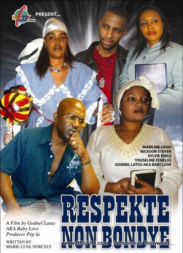 Respekte Non Bondye Official Movie Poster
