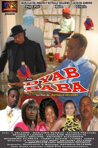 Dyab Baba Official Movie Poster