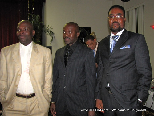 Movie Premiere Gala Photo