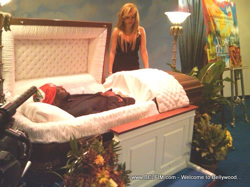 Wyclef Dead, Wyclef In A Coffin
