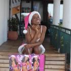 Kacendre Belizaire Christmas Photo
