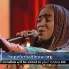 Emeline Michel - Hope For Haiti Now Telethon