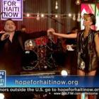 Jay-Z, Rihanna, Bono - Hope For Haiti Now Telethon