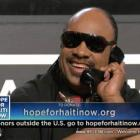 Stevie Wonder - Hope For Haiti Now Telethon