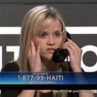 Reese Witherspoon - Hope For Haiti Now Telethon