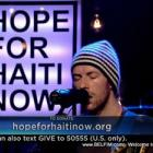 Coldplay - Hope For Haiti Now Telethon