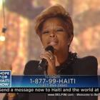 Mary J. Blige - Hope For Haiti Now Telethon