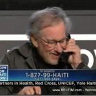 Steven Spielberg - Hope For Haiti Now Telethon