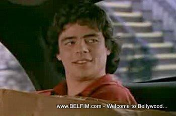 Benicio Del Toro - Basquiat Movie