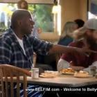 Frantz Delsoin in IHOP Commercial