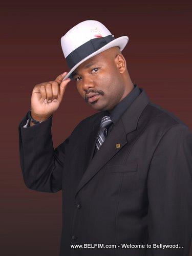 haitian movie star hubermann saintil in boston this