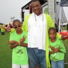 Raynald Delerme Aka Baba - Haitian Independence Festival